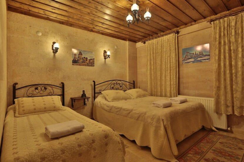 Отель Cave Rooms Of Cappadocia