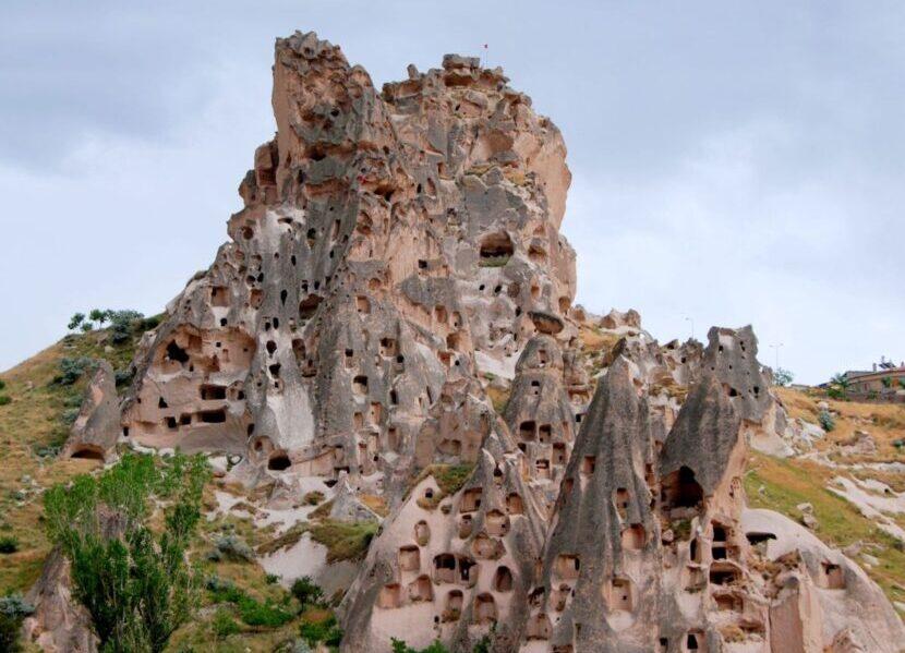 Достопримечательности Каппадокии - список с названием, описанием и фото [26 мест]