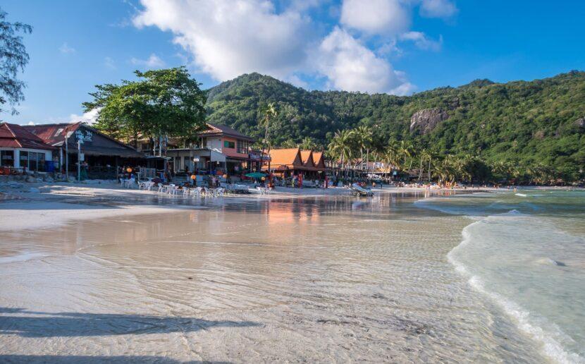 Пляжи Пангана - описание, фото [28 пляжей]