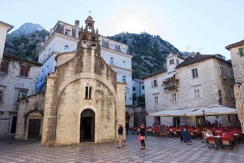 Старый город Котора (Черногория) - что посмотреть, фото