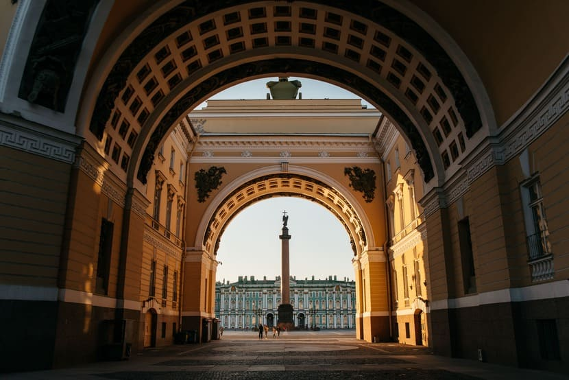 Прогуляться и влюбиться: маршрут по центру Петербурга